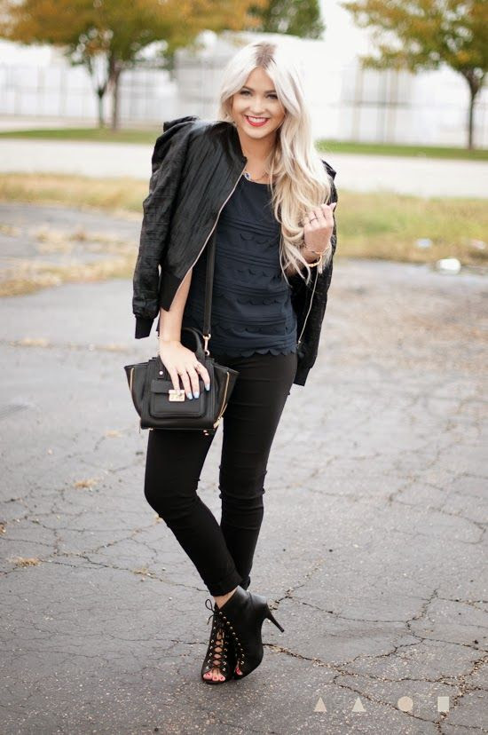 CARA LOREN: Black & Blue