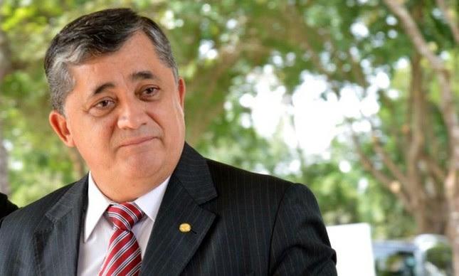 José Guimarães, líder da bancada do PT na Câmara (Foto: José Cruz / Agência Brasil)