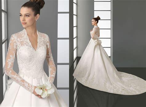 aire barcelona kate middleton inspired wedding dress