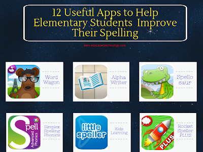 9 Great Spelling Apps for Elementary Students