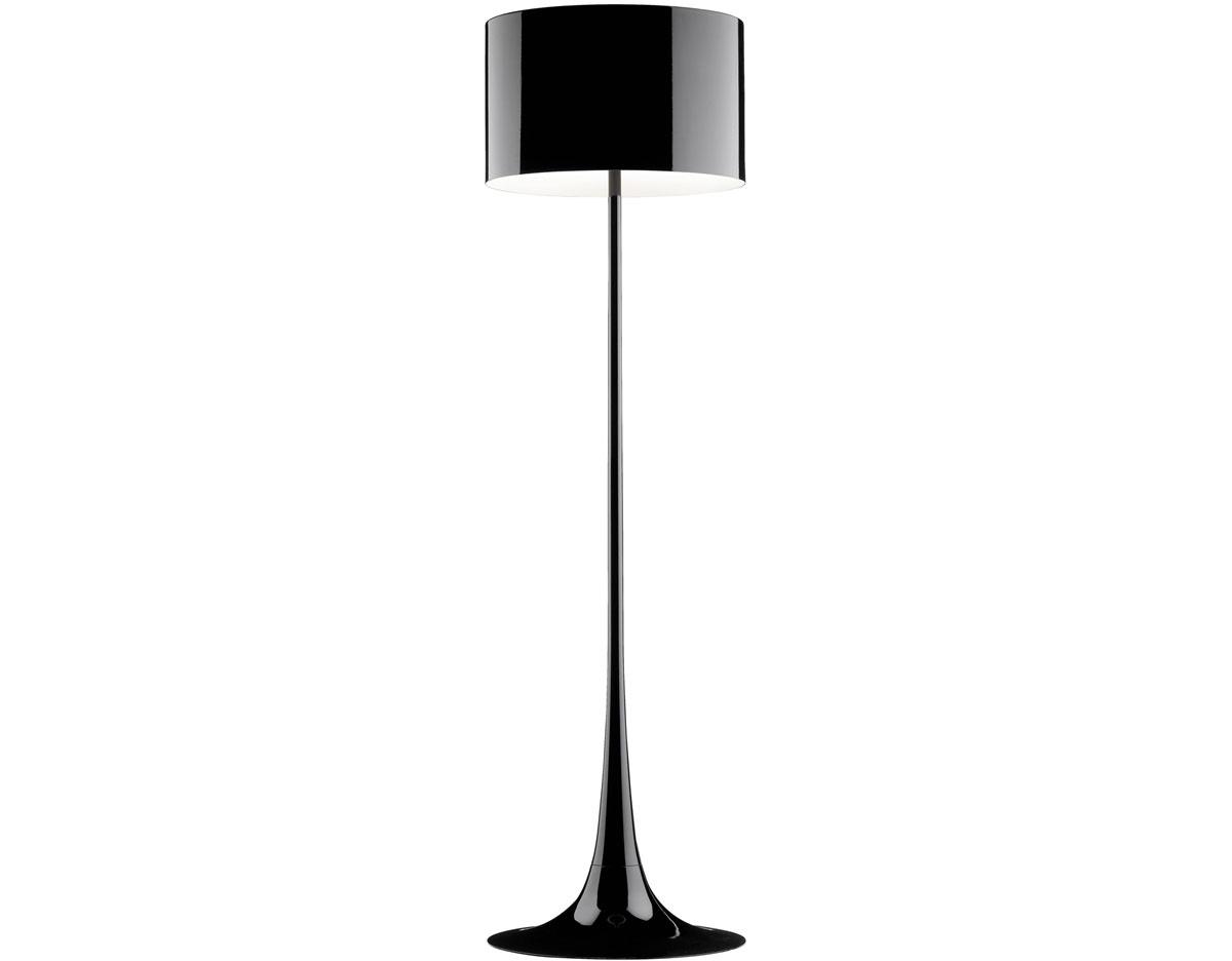 spun floor lamp flos 1