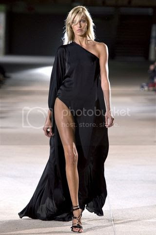 Anthony Vaccarello spring summer 2013