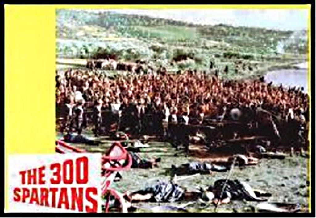 300 Spartans E