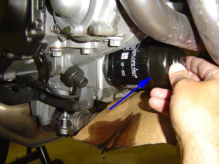 Oil Oil Filter Change Ninja 650r Magnum1com