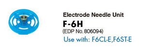 F-6H Electrode Needle Unit for F6CL-E Static Elliminator