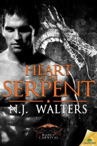 Heart of the Serpent - N.J. Walters