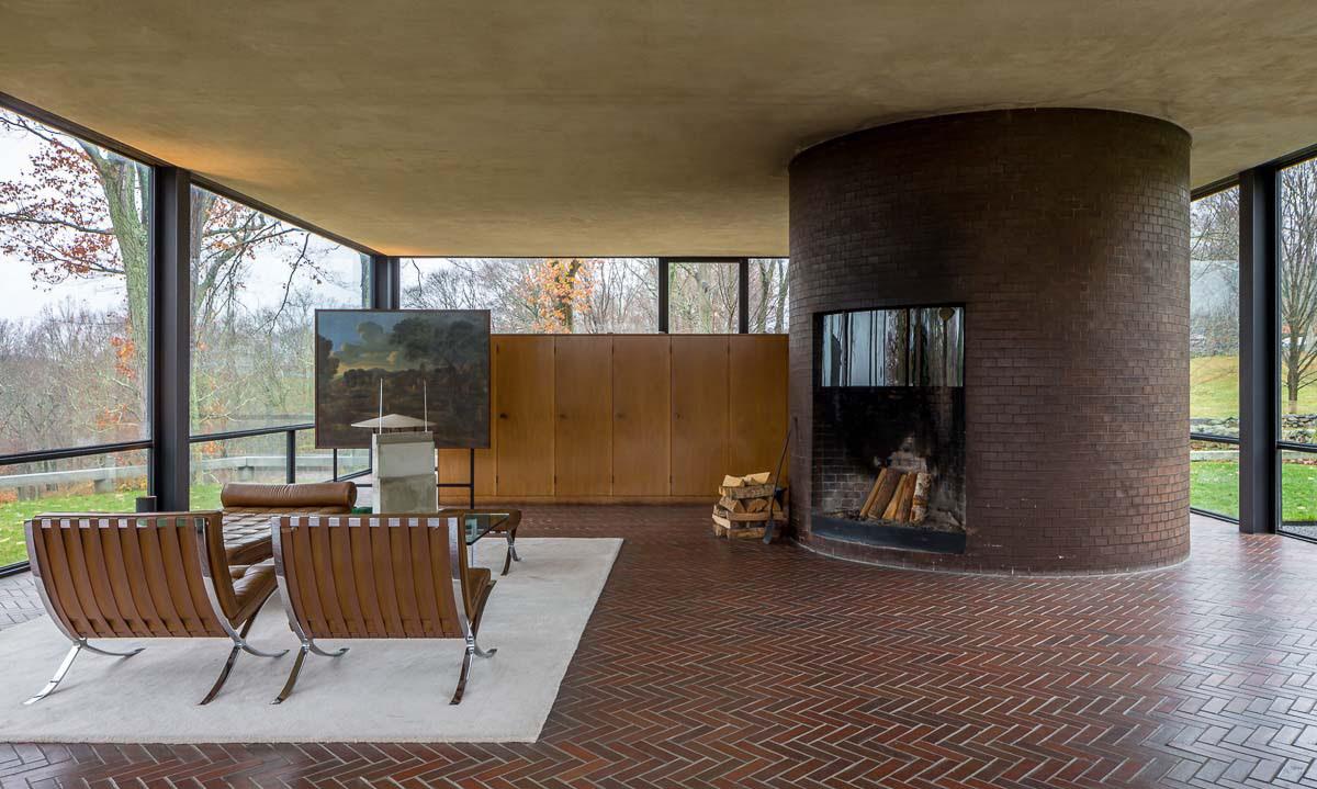 Philip Johnson Glass House HIC Arquitectura