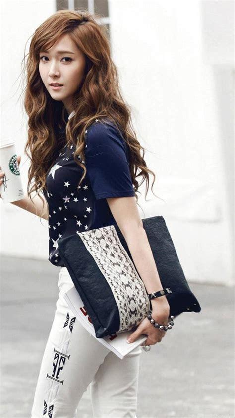 cute korean girl wallpapers  iphone  desktop background