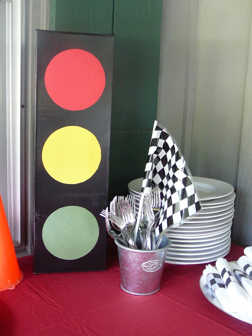 Detalles para una fiesta de coches de carreras y cars - Detalles de fiesta ...