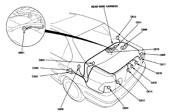 Brake lights not working - Help Please. - Honda-Tech