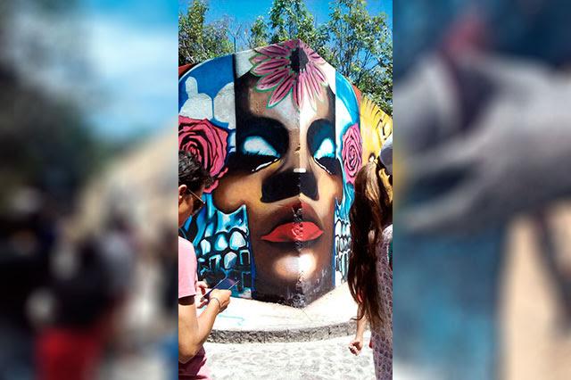 Plasman Ya 78 Historias En Los Muros Del Barrio De Xanenetla E