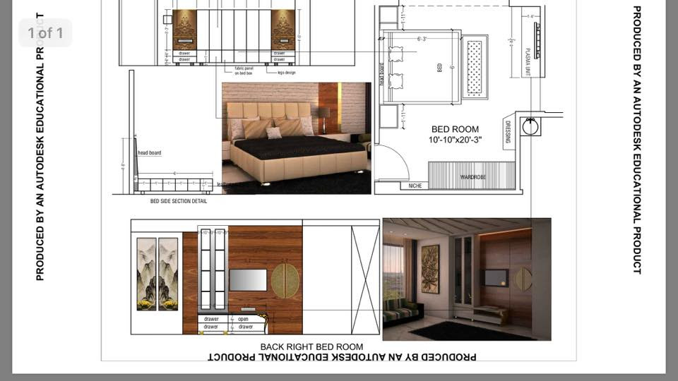 bedroom layouts 2