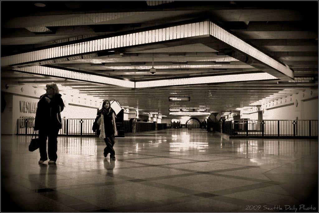 Westlake Bus Tunnel