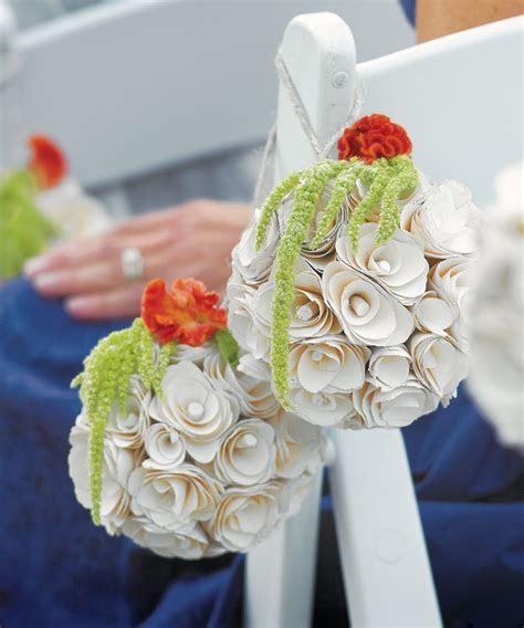 Floral Wedding Pomander Wood Kissing Ball Supplies