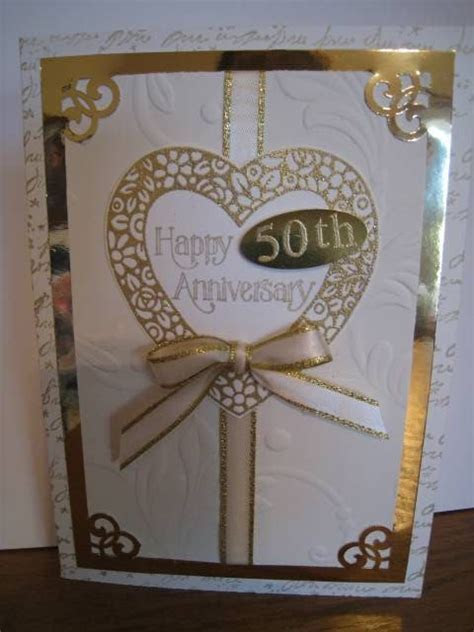 sg 50th anniversary card by Quiltmaniac46   at
