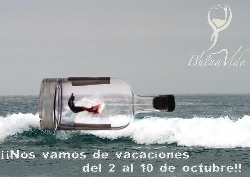 VACACIONES DE LA VINOTECA by juanluisgx