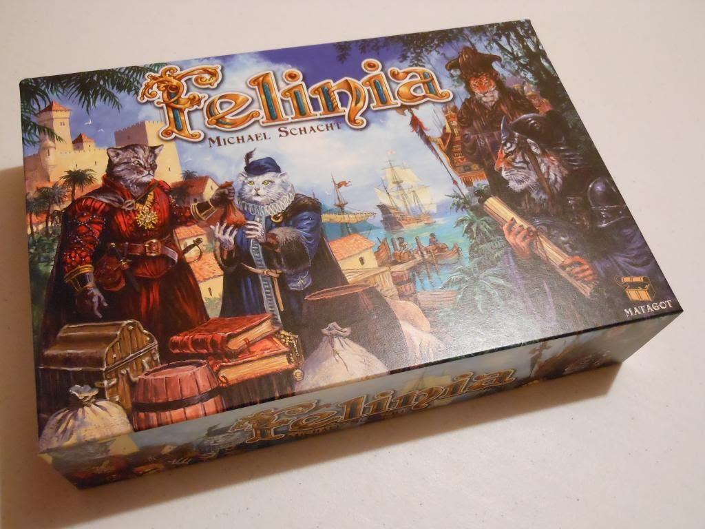 Felinia box