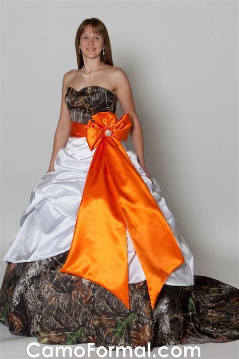 3065 Camo Pickup Wedding Dress Camouflage Prom Wedding