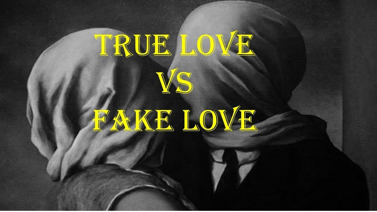 Difference Between True Love And Fake Love In Hindi