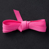 "Melon Mambo 1/4"" Cotton Ribbon"