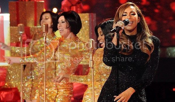Watch: Leona Lewis performs on 'X Factor USA' Finale...