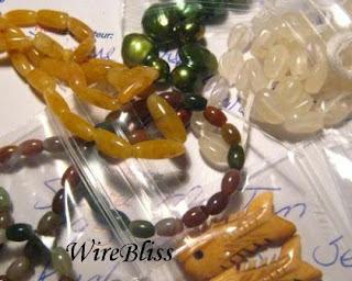 gemstones from Szarka