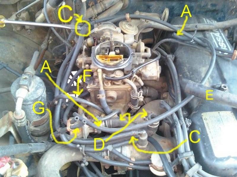 Datsun 720 Wiring Diagram