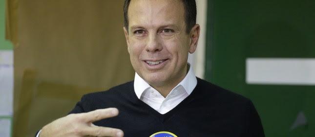 João Doria Jr. (Foto: AP Photo/Nelson Antoine)
