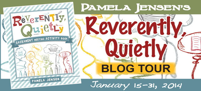 Reverently Quietly blog tour