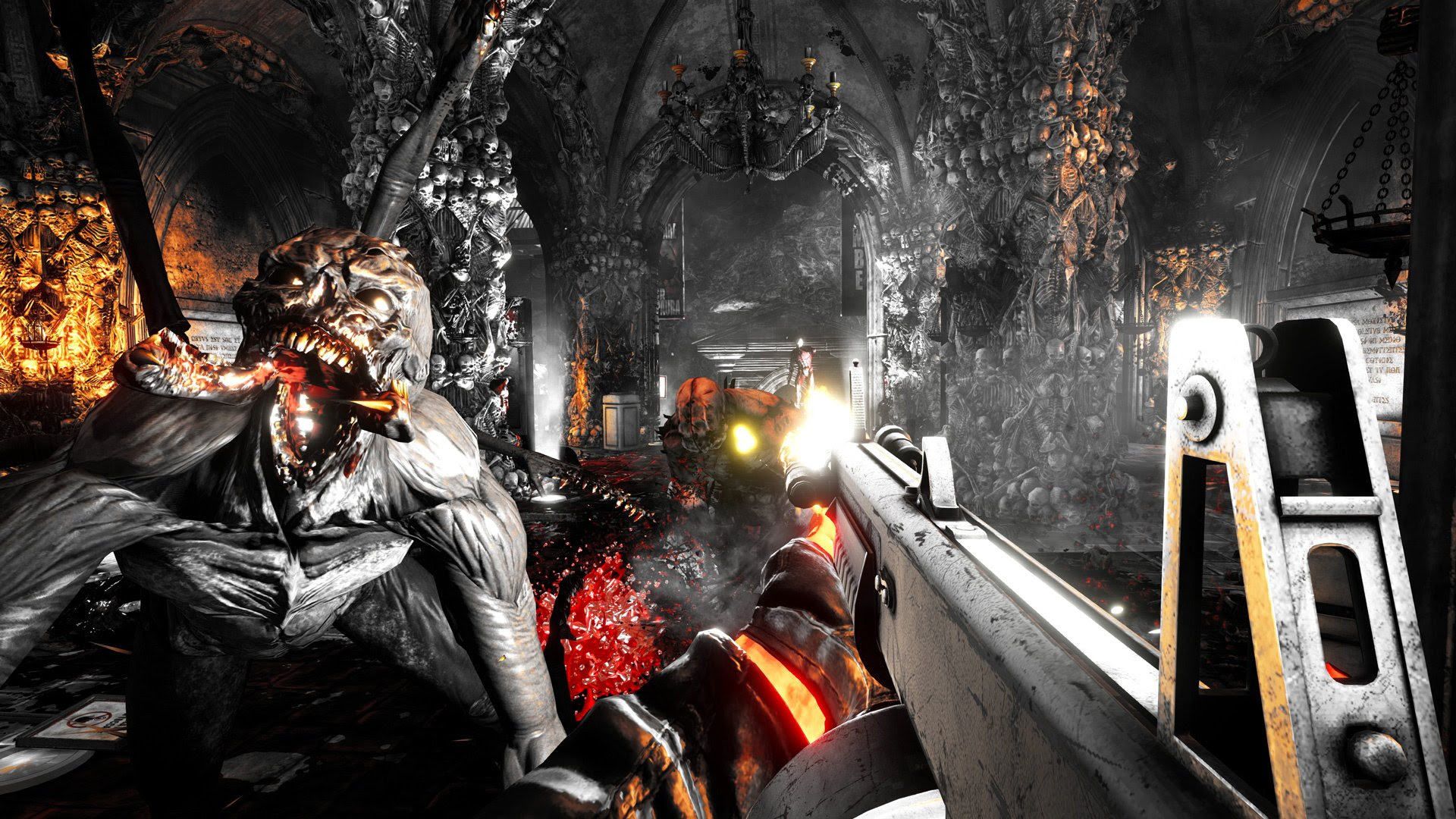 Killing Floor 2 and Life is Strange rumored for PlayStation Plus in June screenshot
