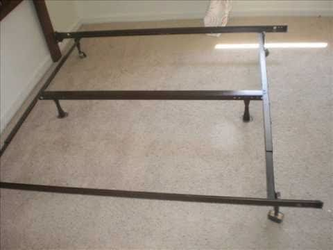 How To Put A King Bed Frame Together How To Assemble A