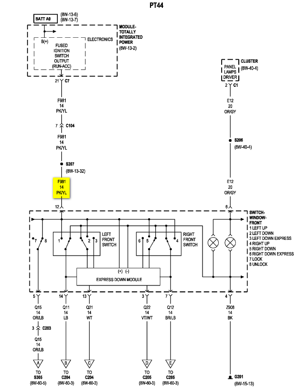 Download Radio Wiring Diagram For 2006 Pt Cruiser Full Hd Mobilediagrams Bruxelles Enscene Be