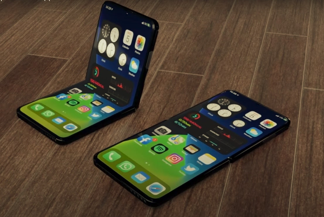 If This Foldable iPhone 12 Was Real, Would You Buy It?