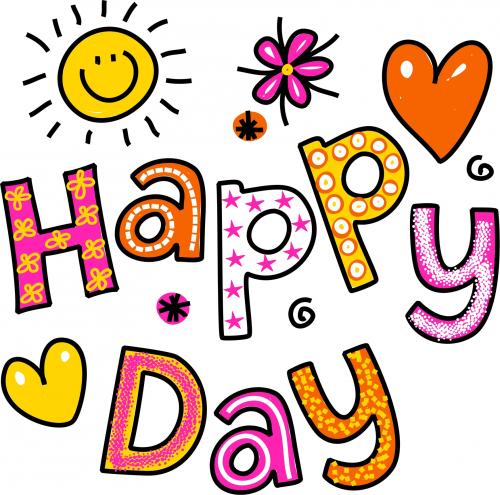 Happy Day Printable Kidspressmagazinecom