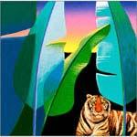 David Utz - Sunrise Tiger
