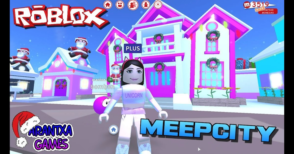 Roblox Meepcity Como Jogar - Casas De Roblox Meepcity Como Tener Robux Gratis 2018 En