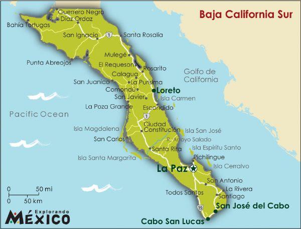 Ventilas Hidrotermales de La Cuenca de Guaymas y de La Dorsal del Pacífico Oriental - Santuarios