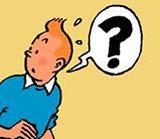Tintin (artist's impression)