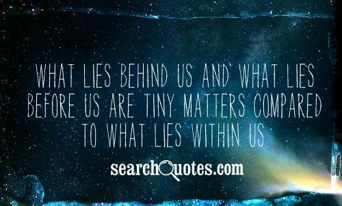 What Lies Behind These Eyes Quotes Quotations Sayings 2019