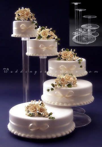 Best 25  Tiered cake stands ideas on Pinterest