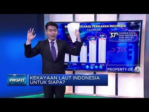 Sudahkan Kekayaan Laut Indonesia Dimanfaatkan Optimal?
