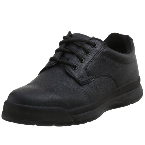 WORX by Red Wing Shoes Men's 5511 Oxford,Black,8.5 WW