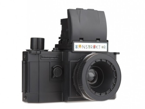 The Konstruktor, A Build-Your-Own 35mm SLR Camera