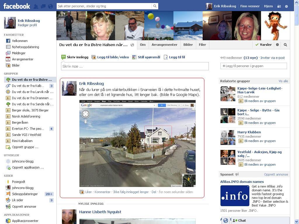 slakterbutikken i snarveien hm facebook