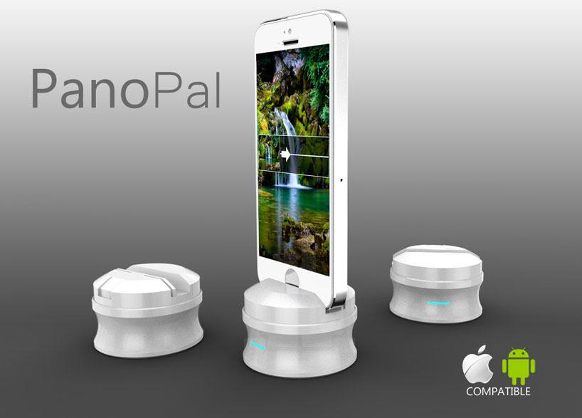 radiantmodo enables smartphone panoramas with panopal