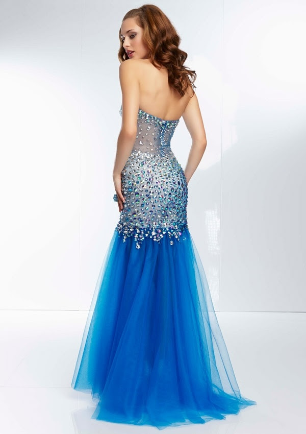 Prom evening and cocktail dresses