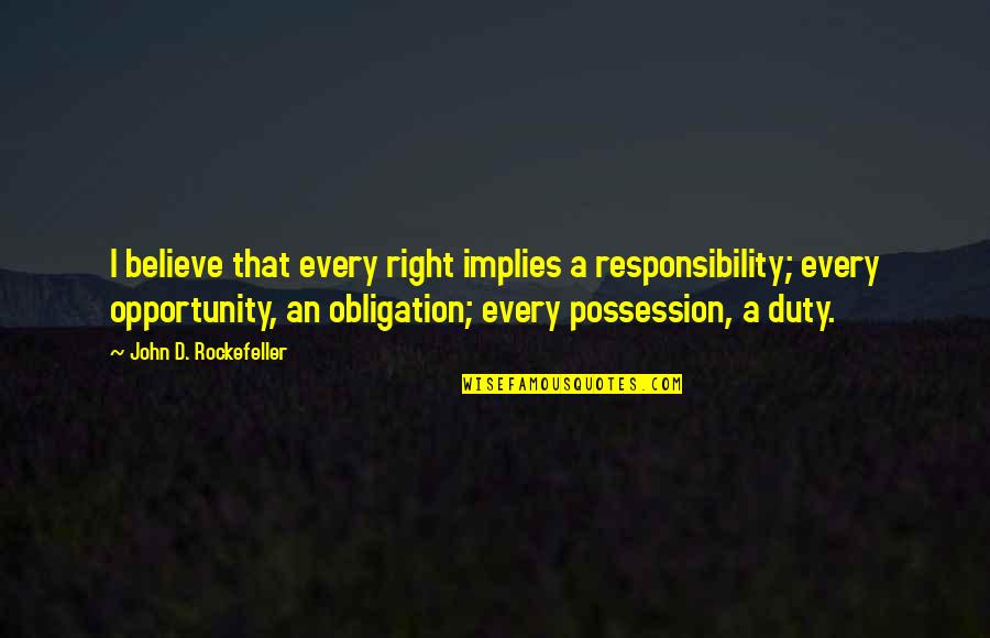 John D Rockefeller Quotes Top 80 Famous Quotes About John D Rockefeller