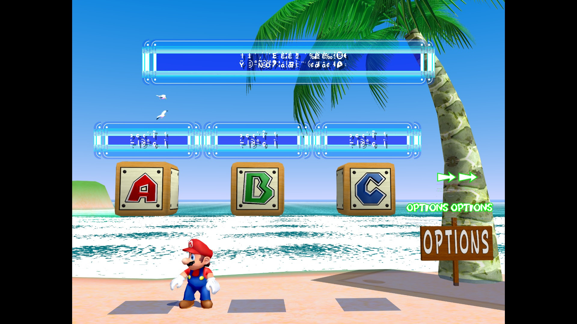 Gc Super Mario Sunshine