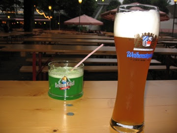 Green Bier?