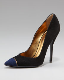 Yves Saint Laurent OpYum Contrast Pump